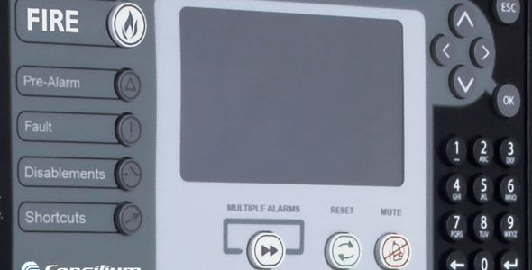 Foto Fire Detection System 003